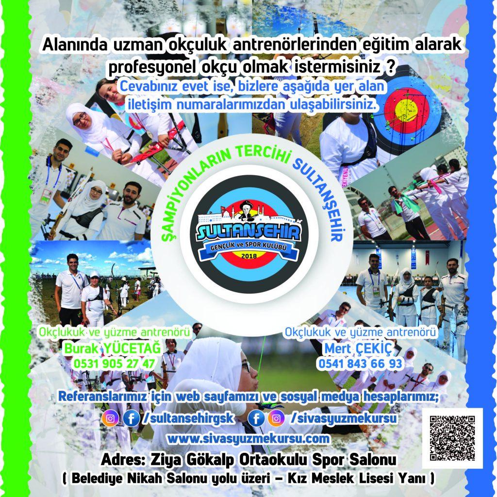 sultanşehir gençlik ve spor kulübü